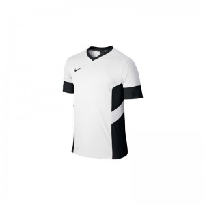 nike top academy weiss